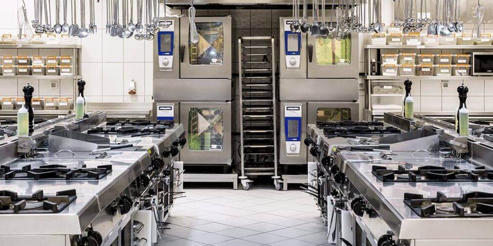 endüstriyel lokanta malzeme imalatı